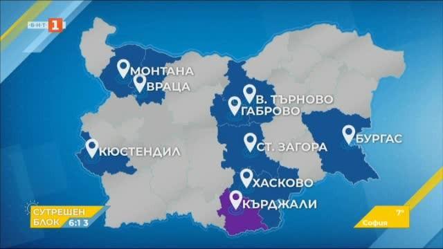Ще има балотажи в редица областни градове