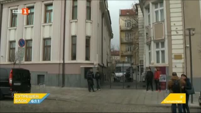 Акция на прокуратурата в офисите на Васил Божков