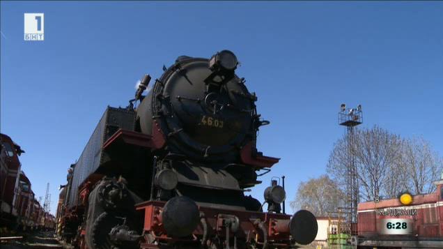 Атракционният локомотив Баба Меца ще вози пътници на Лазаровден и Цветница