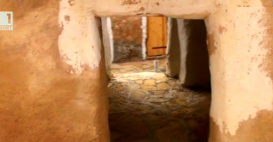 Животът на пещерните хора в Тунис