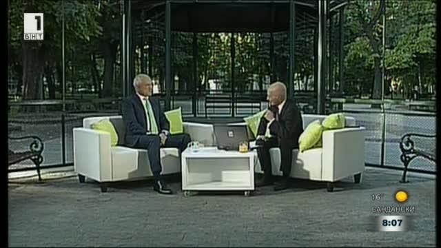 Димитър Главчев: Борбата с корупцията е основен приоритет