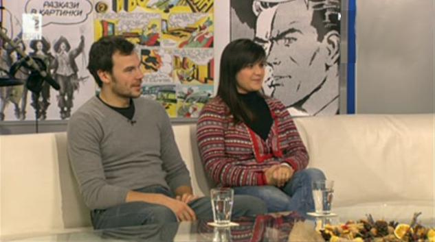 Ивайло и Миряна Захариеви между гражданската позиция, семейството и професионалните успехи