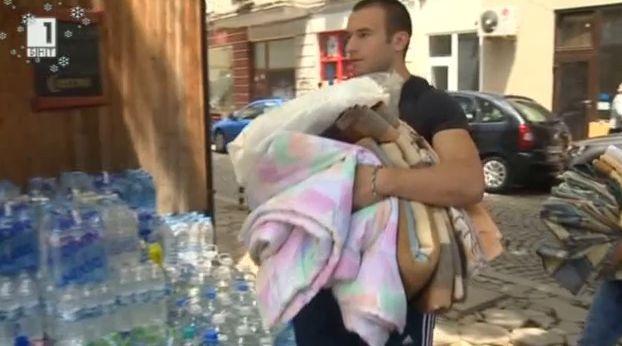 Доброволците от улица Бачо Киро