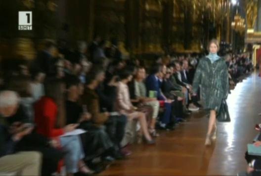 Стела Маккартни представи колекцията си в Париж