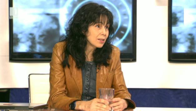 Мария Чернева и филмът Ловци на тъмна материя