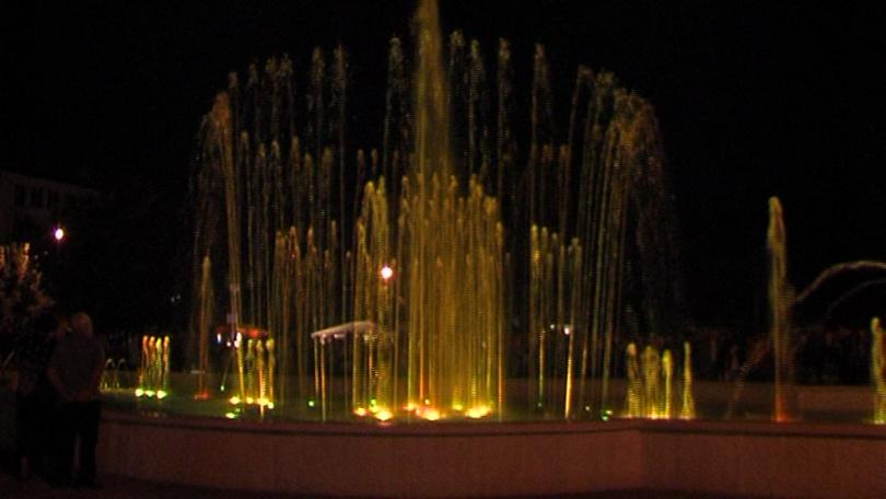 Пеещ фонтан