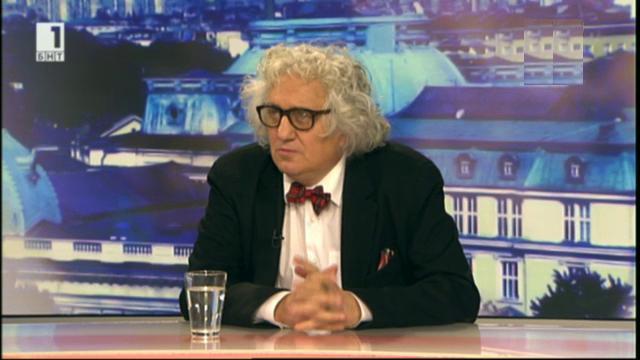 Георги Лозанов за границите между политиката и журналистиката