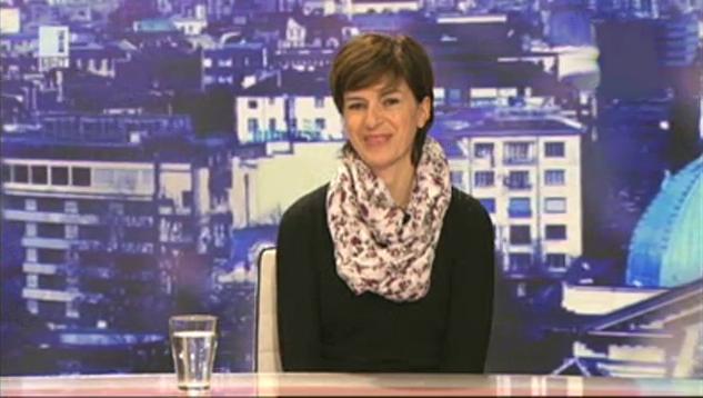 Дафовска за Сочи 2014 и за очакванията към българите