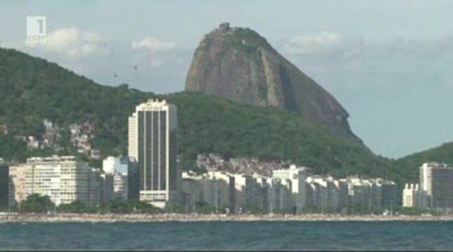 Бразилия се готви за Световното първенство по футбол