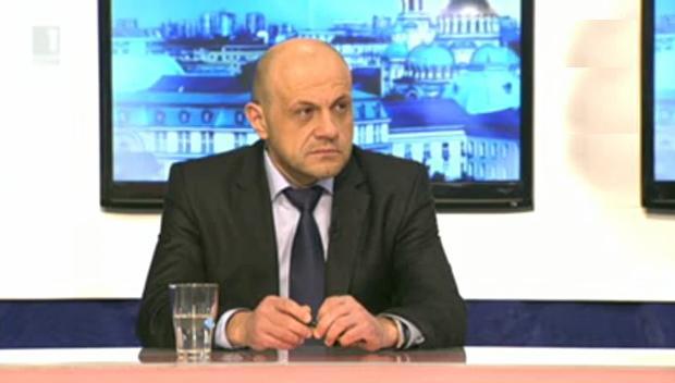 ГЕРБ преди европейските избори - разговор с Томислав Дончев