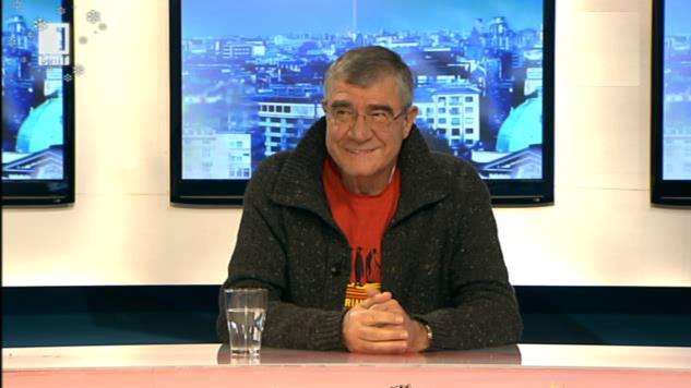 Българската Коледа: За добрината и благотворителността - проф. Христо Пимпирев