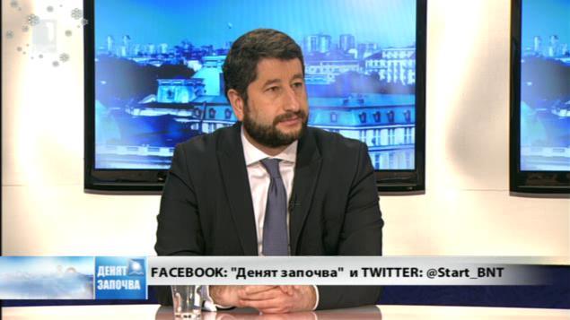 Разговор с правосъдния министър Христо Иванов