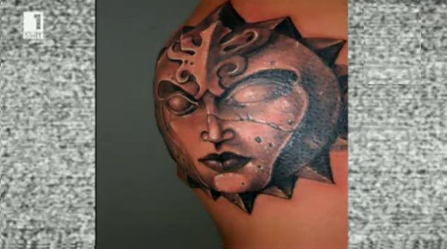 Как се правят 3D татуировки?