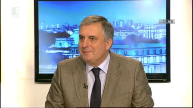 Ивайло Калфин: АБВ подкрепя идеята за голяма коалиция