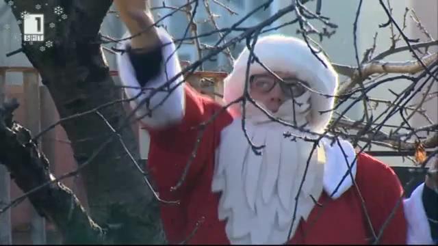 Странните приключения на Дядо Коледа