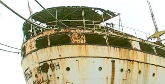 Учебният кораб Петър Берон ще бъде нарязан на скрап