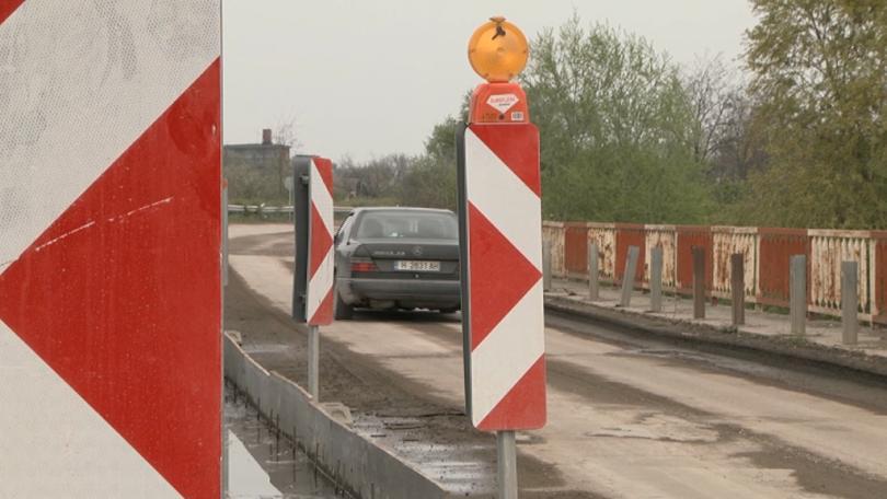 Започна ремонтът на пътя Шумен – Велики Преслав