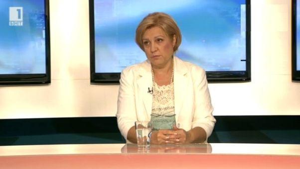 Менда Стоянова: Ако не бъде актуализиран бюджетът, държавата няма да може да работи