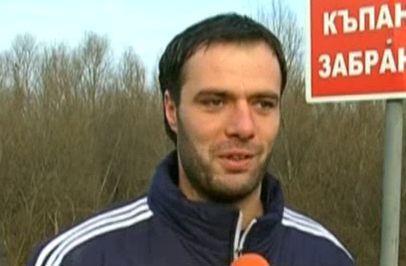 Среща с Десислав Димитров от Силистра, спасил момче от удавяне в Дунав