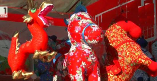 Подготовка за Китайската лунна нова година