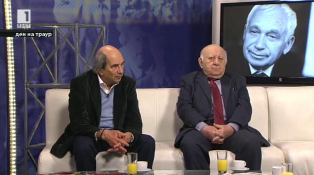 Съмишленици и приятели си спомнят за д-р Желю Желев