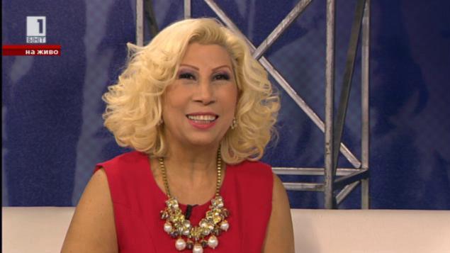 Силвия Кацарова – 40 години хитове
