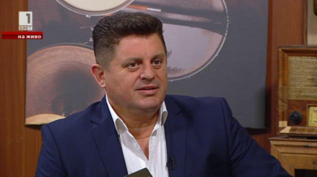 Народният певец Николай Славеев в утрото на БНТ