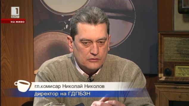 Комисар Николов: На 15 април ще обявим конкурс за назначаване на 250 пожарникари и спасители