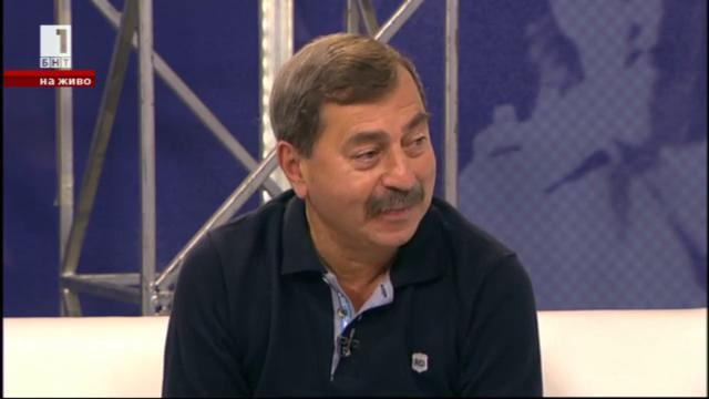 Емил Розов - за миналото и бъдещето в БНТ