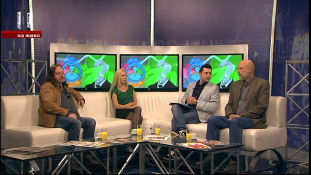 Седмични дискурси с Едвин Сугарев, Нидал Алгафари и Людмила Филипова