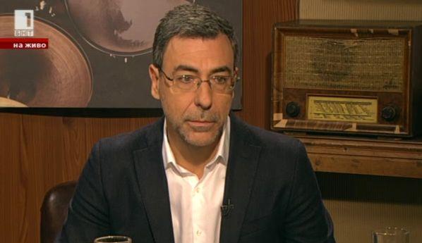 Даниел Вълчев: Участието във властта не е въпрос на доволство