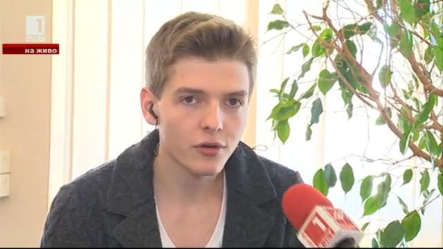 Константин Белчев за първия му албум Свръхдоза любов