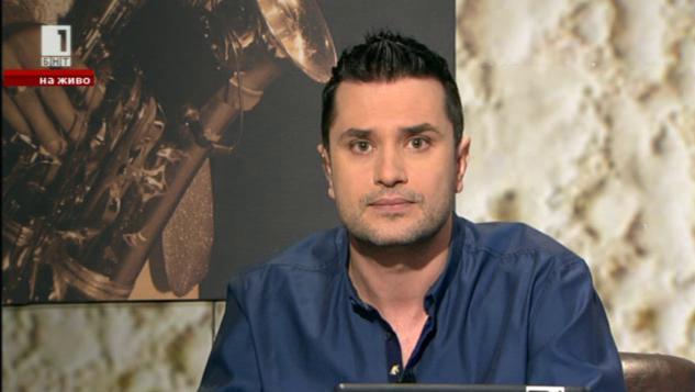 Кирил Домусчиев в Денят започва с Георги Любенов - 15.03.2015