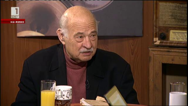 Вълчо Камарашев: Хубаво е, че още работя