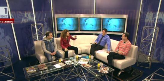 Седмични дискурси с Лияна Панделиева, Стоян Михалев и Димитър Манолов