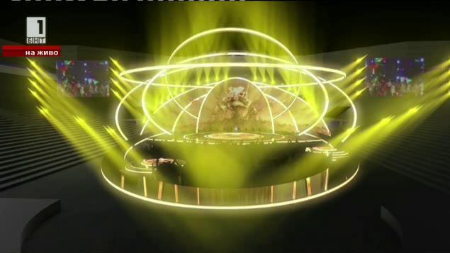 Невиждана сцена в България - режисьорът Гордън Бонело и креативният продуцент Джон Маккъла