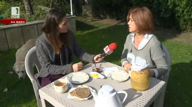 На живо: тайни от градините на Катето Евро