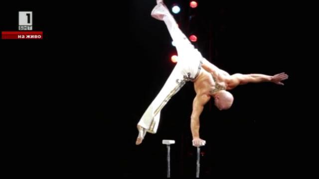 Звездата на цирка Енчо Керязов и наградите му за талантливи деца