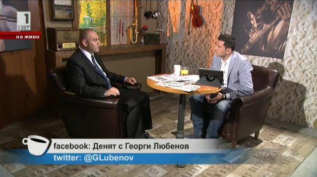 Хюсеин Хафъзов:ДПС не участва в етнически напрежения