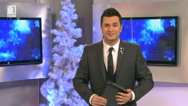 Предновогодишно в Денят започва с Георги Любенов - 28.12.2014