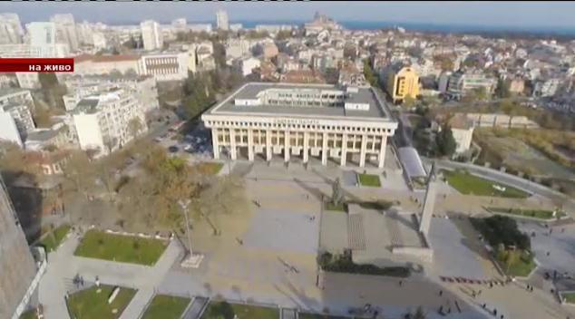 ОП Регионално развитие: Проектът Бургас