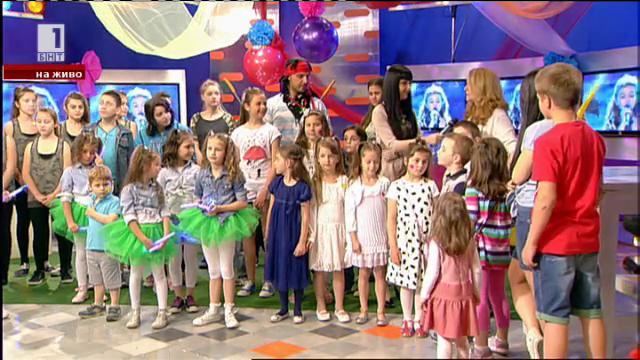 Детски празник в БНТ