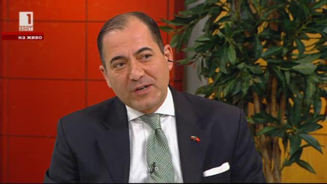 България и Турция - опорни точки в програмата за добросъседство