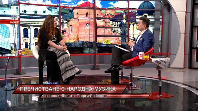 Да лекуваш с песни - народната певица Поли Паскова