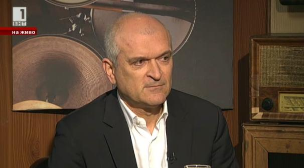 Разговор със зам.-председателя на НС Димитър Главчев