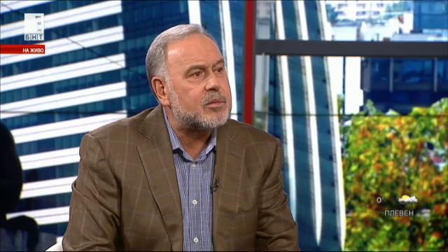 Славчо Велков: Нагласа за промяна има