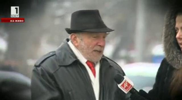 Окупатори на Софийския университет: Йоло Денев