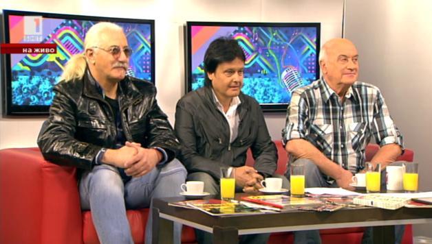Тома Спространов, Благовест Аргиров и Етиен Леви за българските кавъри на чужди хитове