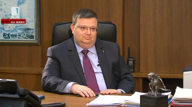 Главният прокурор Сотир Цацаров ексклузивно пред БНТ