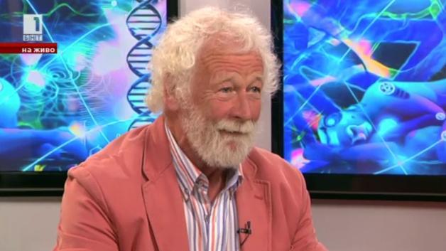 Франк Бърнет разкрива тайните на мозъка